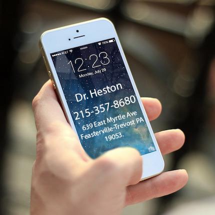 spinal manipulation phone
